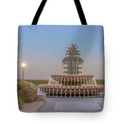 Pineapple #5003 Tote Bag