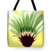 Pineapple Flower Tote Bag