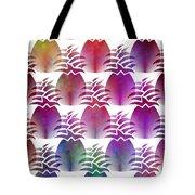 Pineapple Repeat Tote Bag
