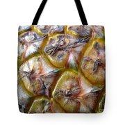 Pineapple Skin Tote Bag