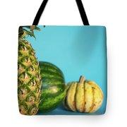 Pineapple, Watermelon, Pumpkin Tote Bag