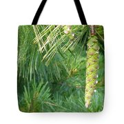 Pinecone Tote Bag