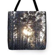 Pines 2 Tote Bag