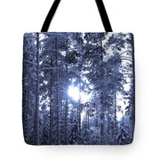 Pines 4 Tote Bag