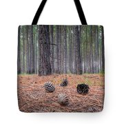 Pines And Needles 4 Tote Bag