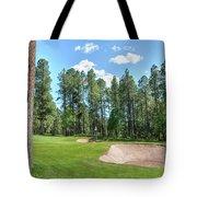 Pinetop Country Club Photos Tote Bag
