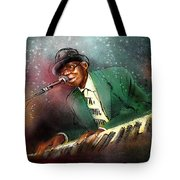 Pinetop Perkins Tote Bag