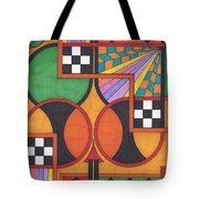 The Art Of God Tote Bag