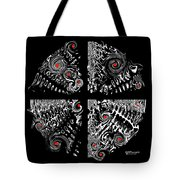 Pings Tote Bag