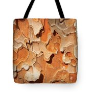 Pining For A Jig-saw Puzzle Tote Bag