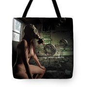 Pining For Lost Innocence Tote Bag