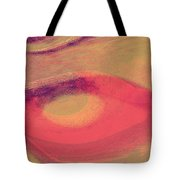 Pink Ambrelia Tote Bag