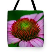 Pink And Red Tote Bag