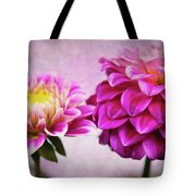 Pink Beauties Tote Bag