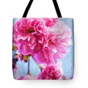 Pink Bellos Tote Bag