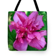 Pink Bloom Tote Bag