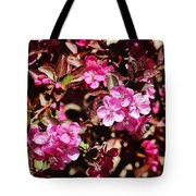 Pink Blossoms 031015 Tote Bag