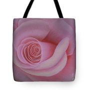 Pink Blush Tote Bag