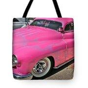 Pink Bomb Tote Bag