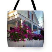 Pink Bougainvilleas Tote Bag