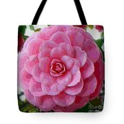 Pink Camellia Dream  Tote Bag