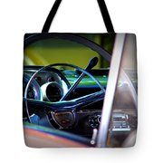 Pink Chevy Tote Bag