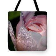 Pink Dew Tote Bag