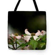 New Orleans Pink Dogwood Equinox Tote Bag