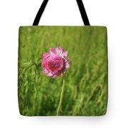 Pink Everlasting Tote Bag