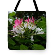 Pink Explosion Of Spring Tote Bag