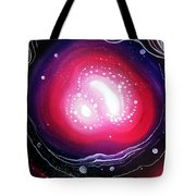 Pink Flash Of Energy. Sweet Dreams. Astral Vision Tote Bag