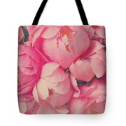 Everything Is Pink  Tote Bag