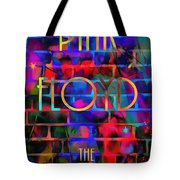Pink Floyd The Wall Tote Bag
