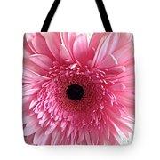 Pink Gerbera Tote Bag