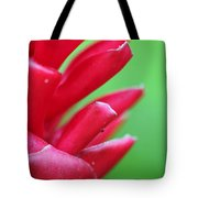 Pink Ginger Tote Bag