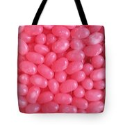 Pink Jelly Beans Tote Bag