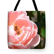 Pink Lady - Rose Tote Bag