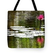 Pink Lily 12 Tote Bag