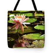 Pink Lily 14 Tote Bag