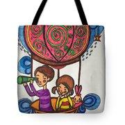 Pink Love 3 Tote Bag