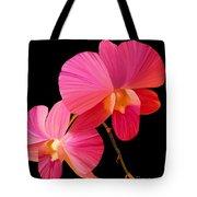 Pink Lux Tote Bag