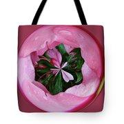 Pink Orb Tote Bag