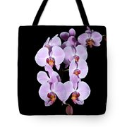 Pink Orchid Iv Tote Bag