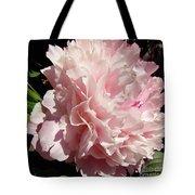 Pink Peony 2 Tote Bag