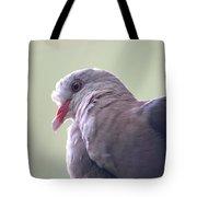 Pink Pigeon Nesoenas Mayeri Tote Bag