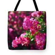 Pink Profusion 1 Tote Bag