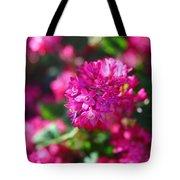 Pink Profusion 2 Tote Bag