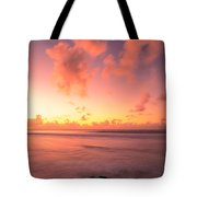 Pink Reflections Tote Bag