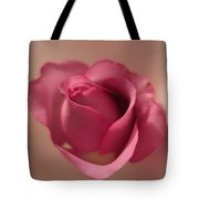 Pink Rose 2 Tote Bag