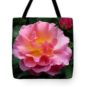 Pink Rose 3 Tote Bag